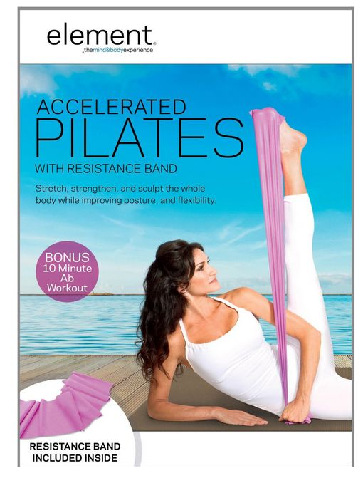 Accelerated Pilates DVD Giveaway