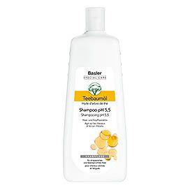 Basler Teebaumöl Shampoo pH 5,5 1 Liter
