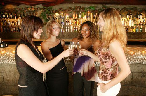 We also offer drinks packages and champagne receptions! http://www.therainforestcafe.co.uk/aevents.asp