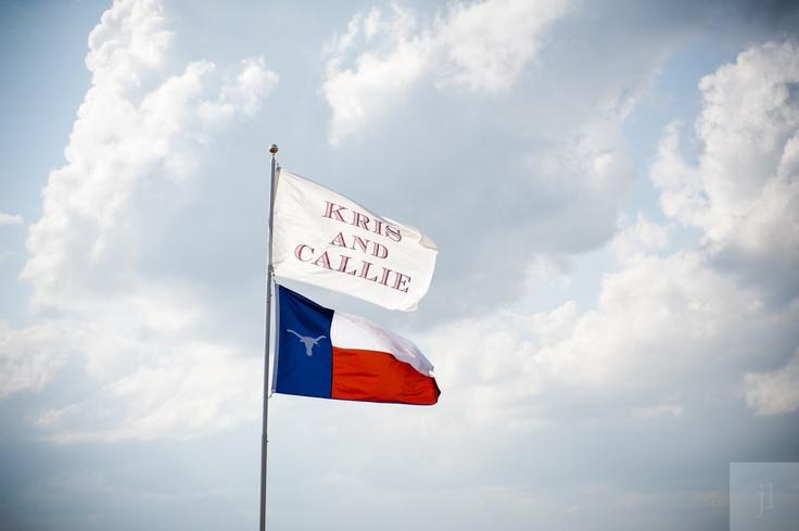 texas longhorn flags