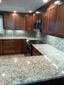 Different Types Of Granite Edge Options. Granite Countertops Come In So  Many Colors And Patterns