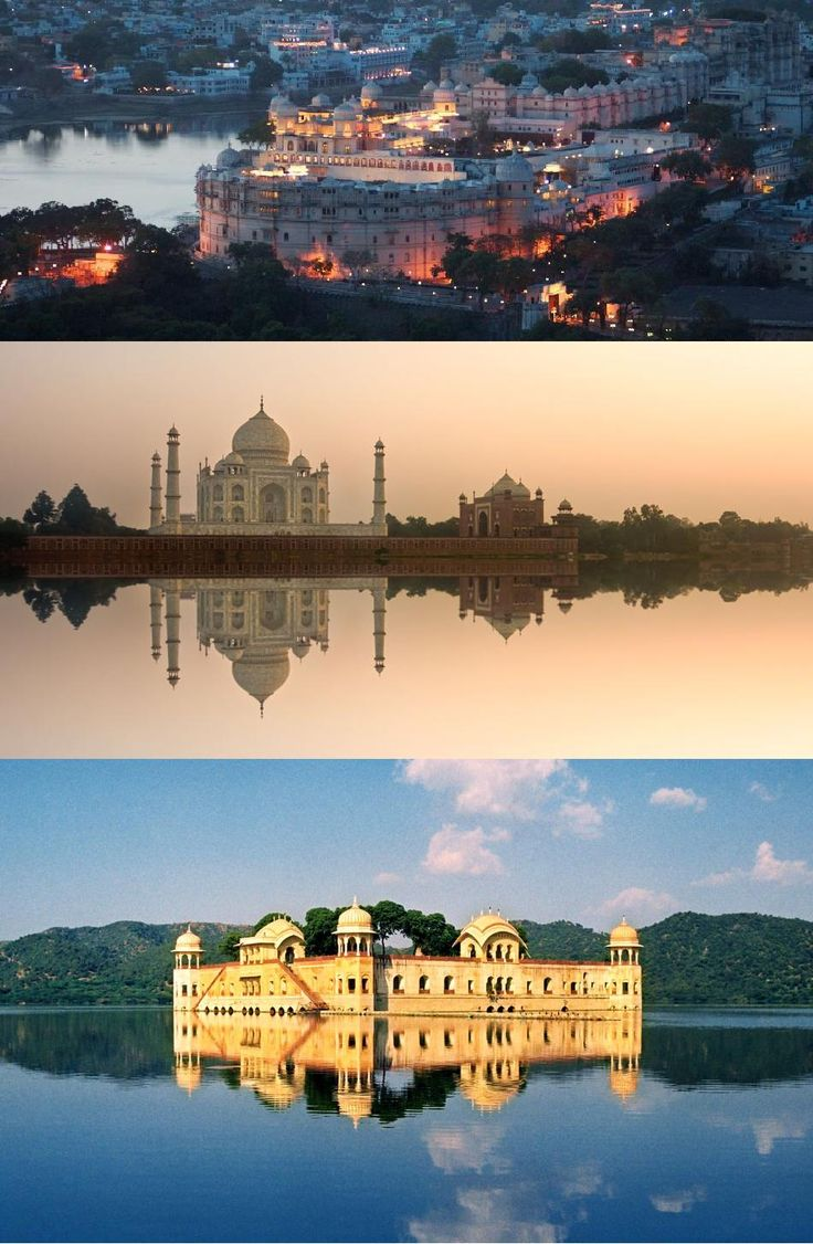 Taj Mahal and Lakes Tour - 6N/7D - Delhi - Agra - Jaipur - Udaipur – Private Tours in India - http://daytourtajmahal.in/taj-mahal-and-lakes-tour-6n7d