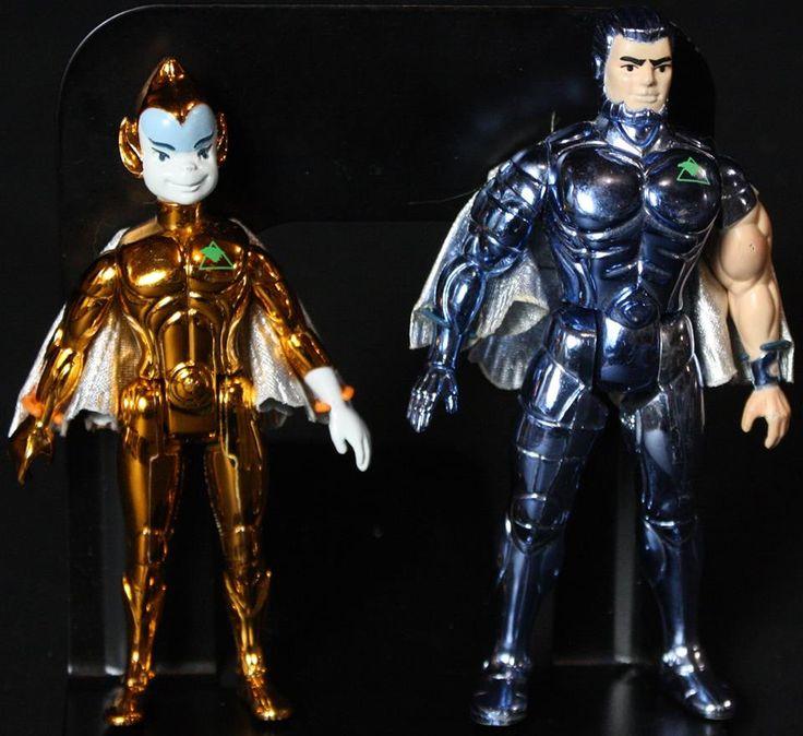 Silverhawk toys
