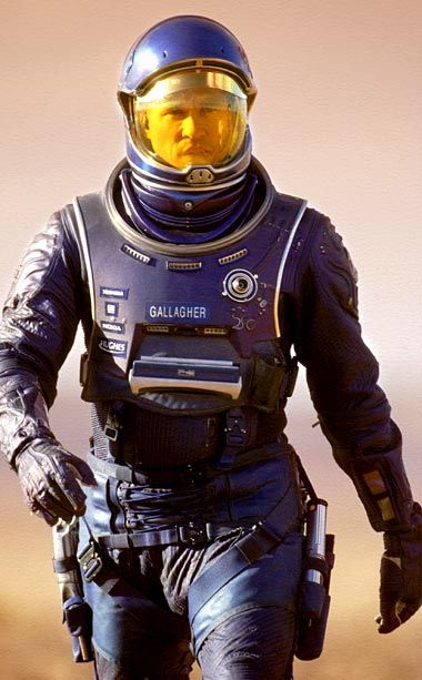 Val Kilmer, Red Planet | Although 2000 film—starring Val Kilmer as a systems engineer who journeys to Mars to save planet Earth—was both a critical and commercial failure, the costumes…