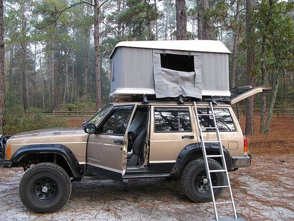 Roof Top Tent I Want One On My Jeep Jeep Love