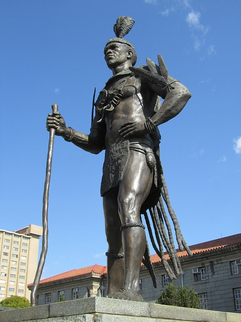 Chief Tswane, Pretoria
