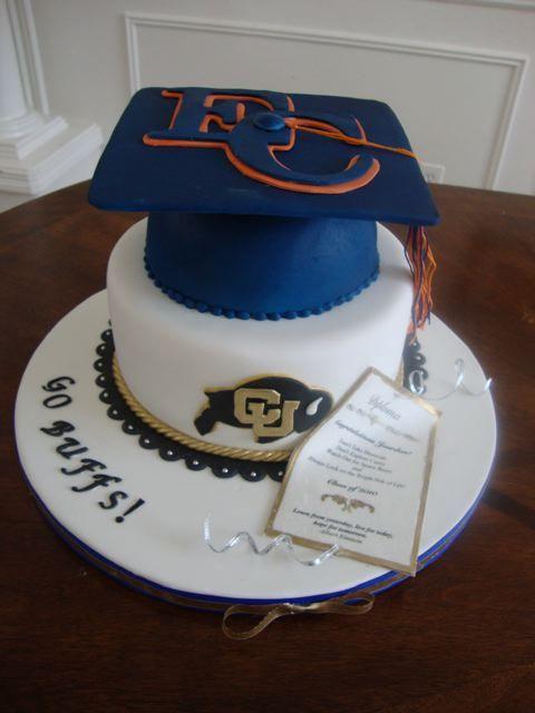 125 best Graduation Cake Ideas images on Pinterest ...