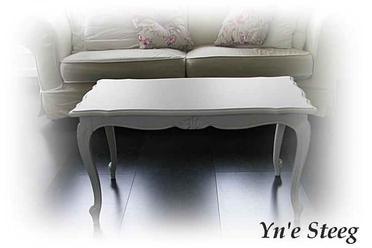 Console tafel hout - Am pm meubels ...