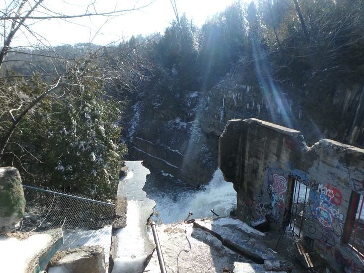 Cataract Falls, Caledon, ON
