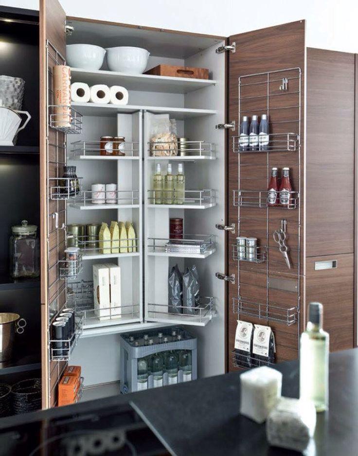 Organização cozinha | Decoração e reforma | Pinterest