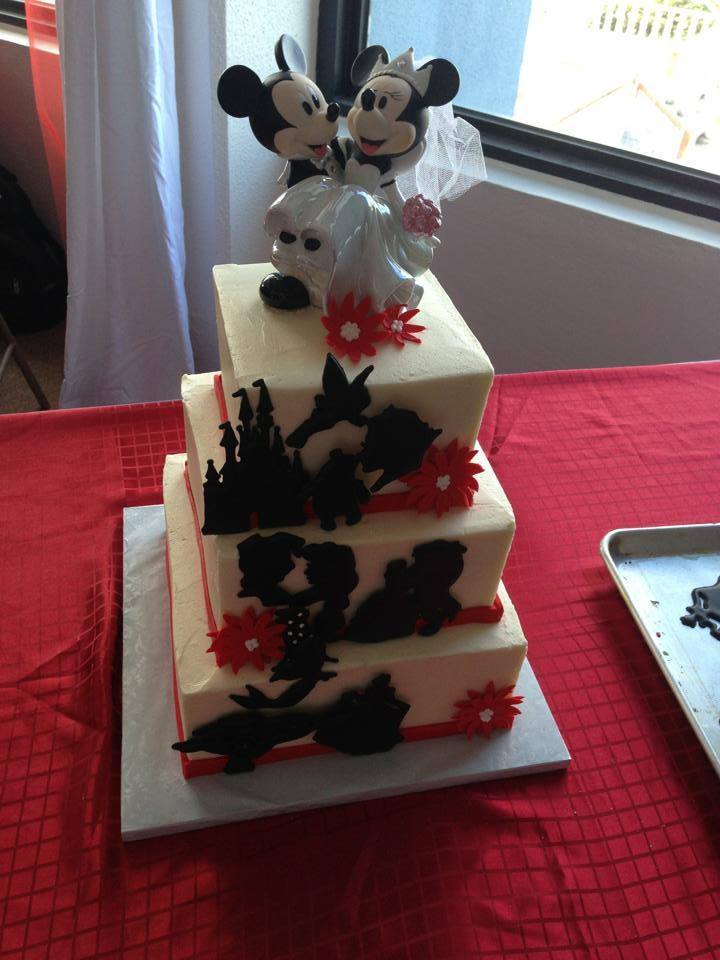 Mickey Venues Minnie Wedding And
