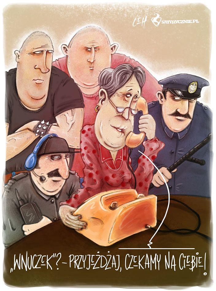 """Drodzy sąsiedzi- """"metoda na wnuczka"""" to nie jedyny sposób oszukiwania osób starszych . To całe mnóstwo sposobów- począwszy od sprzedaży polis, sprzedaży fałszywych książek telefonicznych, wyłudzania pieniędzy pod pozorem kontroli gazu czy zawierania umowy na prąd, a skończywszy na metodach, na..."""