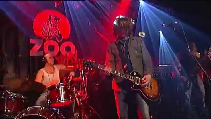 Zoo Army feat. Gil Ofarim - Selfish Box (Live / Rockpalast)