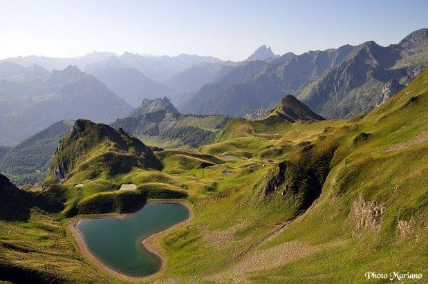 Lac du Montagnon, Pyrénées