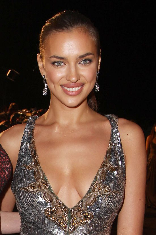 Irina Shayk, (Irina Shaykhlislamova), is a Russian model known for her 2007 through 2013 appearances in the Sports Illustrated Swimsuit Issue. She was the cover model for the 2011 issue.