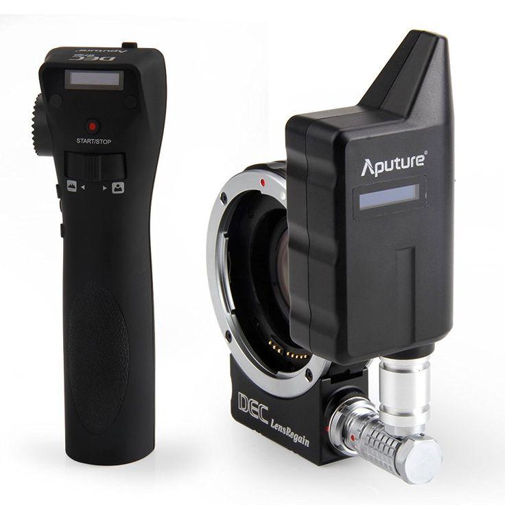 Aputure DEC LensRegain télécommande sans fil Follow Focus objectif adaptateur…