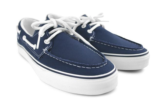 I have a fascination with boat shoes!