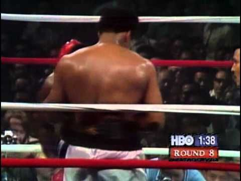 George Foreman vs Muhammad Ali - Oct. 30, 1974 - Entire fight - Rounds 1 - 8 & Interview - YouTube