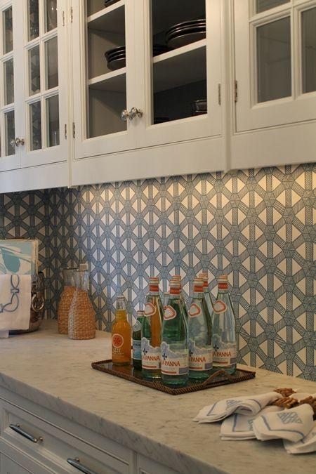marble: Wet Bar, Butler Pantries, Decor Ideas, Kitchens Design, Back Splash, Countertops, Kitchens Tile, Wallpapers Backsplash Kitchens, Design Kitchens