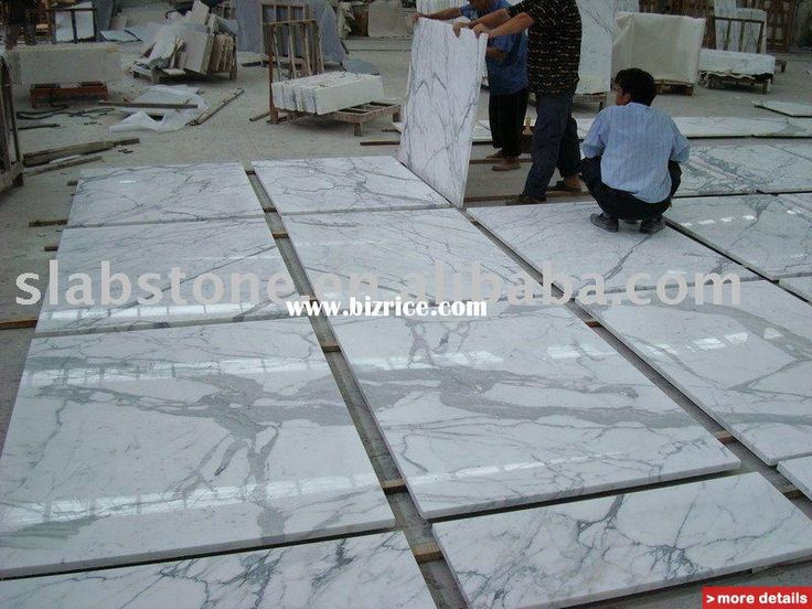 white marble flooring designs - Google Search