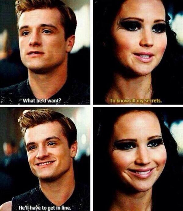 :) Okay, this made me love Peeta a little more.