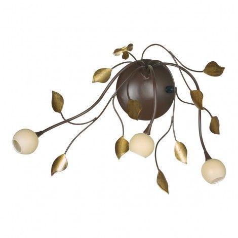 Nostalux wandlamp wandlampen Viridiflora Wandlamp 5981B