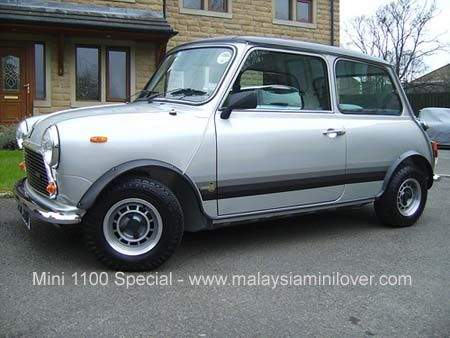 Austin Mini 1100 Special Austin Mini Classic Mini Motor Car