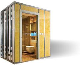 Bagni prefabbricati - cellule bagno e doccia - Bathsystem