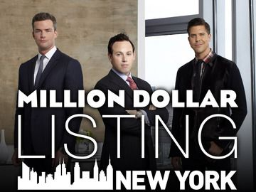 Million Dollar Listing NY: Lists Ny, Favorite Tv, Televi, Dollar Lists, New York, Guilty Pleasures, Guys, Favorite Reality, Ryan Serhant
