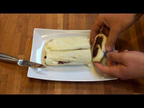 Rotolo al cacao Dukan
