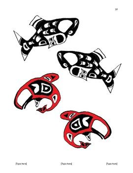 Math First Nations Shapes Basic Ovoid New BC Curriculum