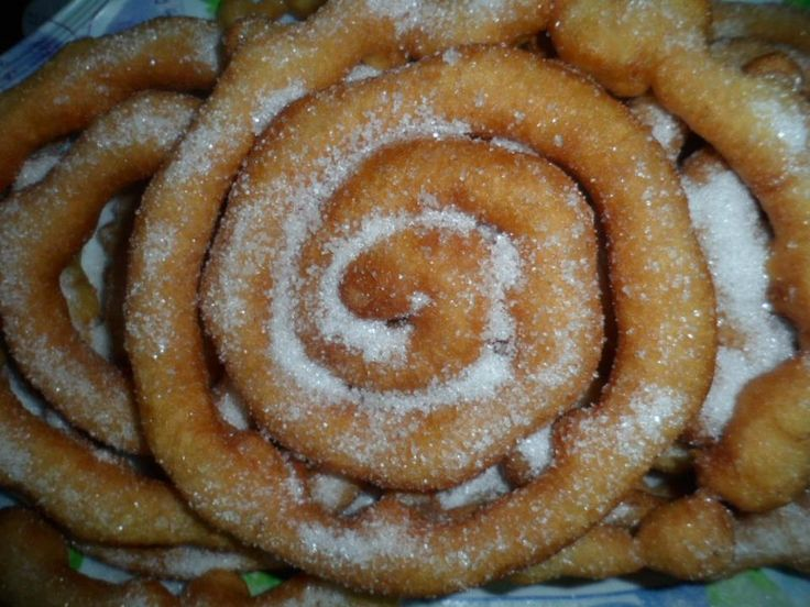 Zeppole: Beer, Of Milk, Flour, Delights, Di Esse, Tablespoons, Di Cinzia, Di Grappa