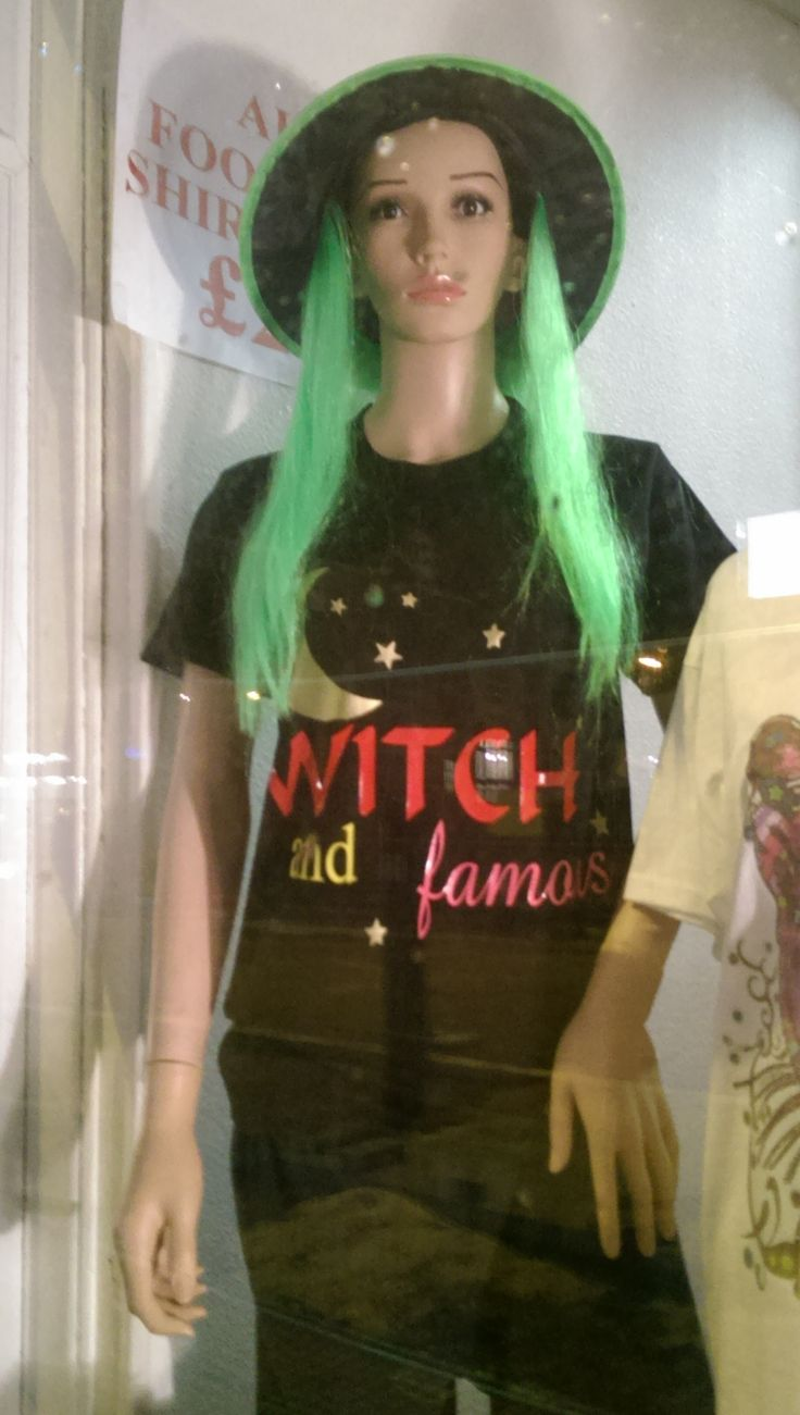 Witch and Famous Haloween tee by Miteamshirts
