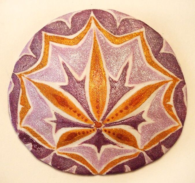Hand Painted Sand Dollars | Shells ~N~ Spells