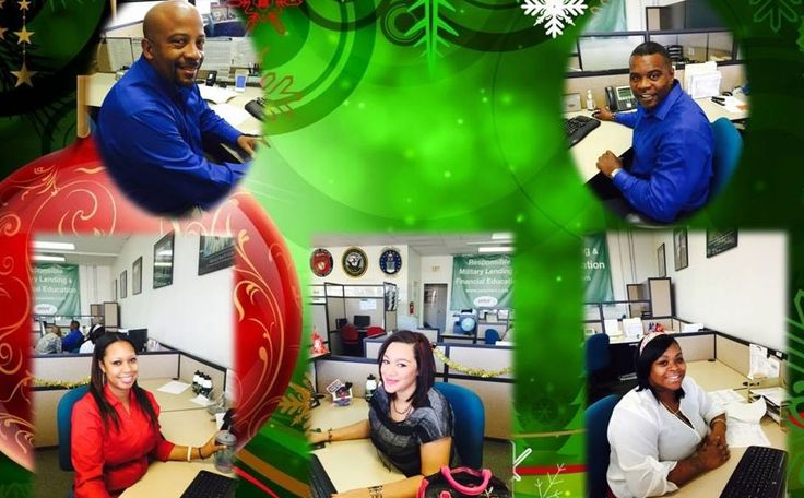 Happy Holidays from Omni Military Loans office in Ft Hood.