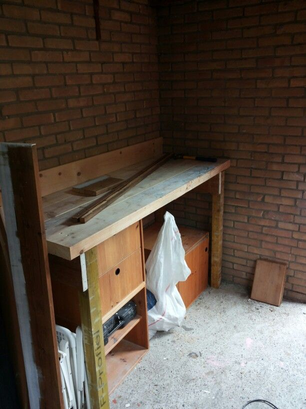 My personal little workbench