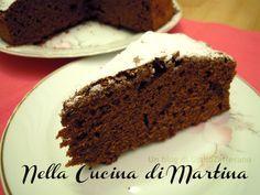 Torta+al+cioccolato+fondente,+ricetta+per+riciclare+le+uova+di+pasqua