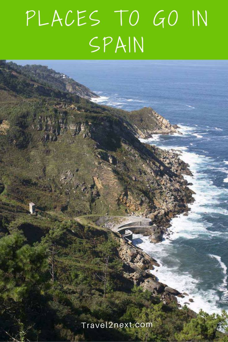 Places to go in Spain | San Sebastian. Of all the places to go in Spain, San Sebastian is possibly one one of the most beautiful seaside destinations.