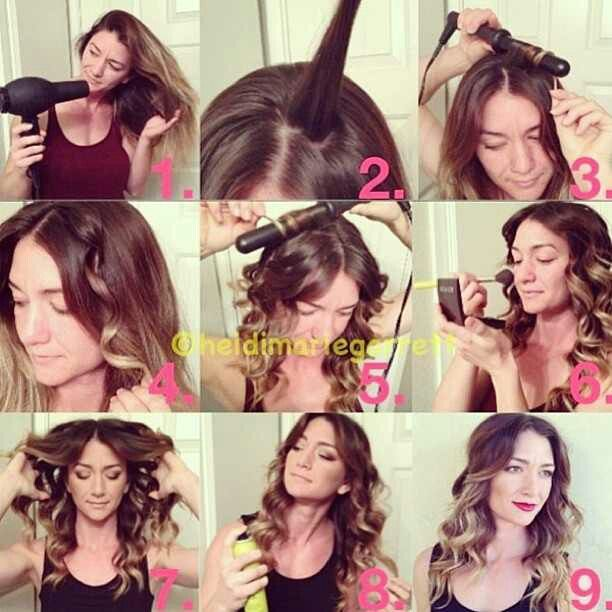 Beach Wave Tutorial By Ig S Heidimariegarette Here S