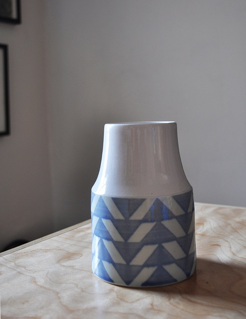 dahlhaus triangle vase/bday gifts by arounna, via Flickr