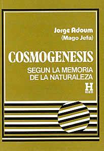 """Cosmogenesis de Dr.Jorge Adoum editado por Kier.En todas las generaciones, el hombre ha tratado de hallar respuestas satisfactoria a la incógnita de su propio origen, y del de las cosas y mundos que le rodean. Las claves de que se ha servido para contestar satisfactoriamente a esas dudas estuvieron en manos de las religiones, las que antes de estatuir sus códigos de moral y ética, establecieron el """"Génesis"""" del cosmos y del hombre..."""