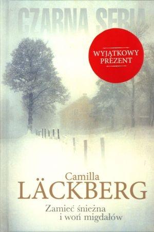 """Camilla Läckberg, """"Zamieć śnieżna i woń migdałów"""", przeł. Inga Sawicka, Czarna Owca, Warszawa 2012. 142 strony"""