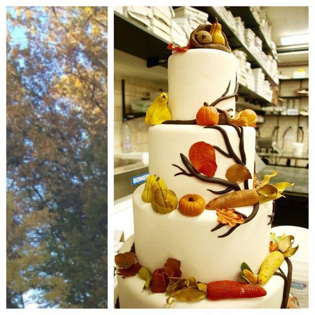 "Buddy Valastro ""Cake Boss"" Mother Nature Inspired Cake @carlosbakery"
