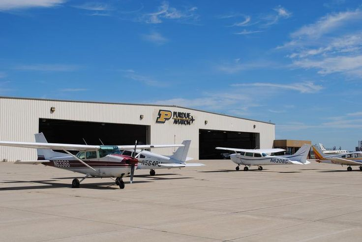 Purdue Aviation Strikes Deal For Commercial Pilot Training Program - WBAA
