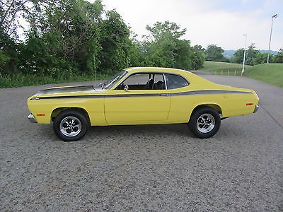 muscle cars for sale plymouth duster and cars for sale on pinterest. Black Bedroom Furniture Sets. Home Design Ideas