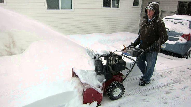 Toro 1128 Power Max Snow Blower