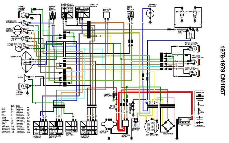 2001 Yamaha Warrior Wiring Diagram