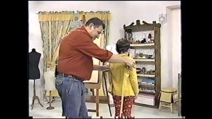 Puntos y Puntadas 17. Toma de medidas en niños. Moldería. Hermanegildo.