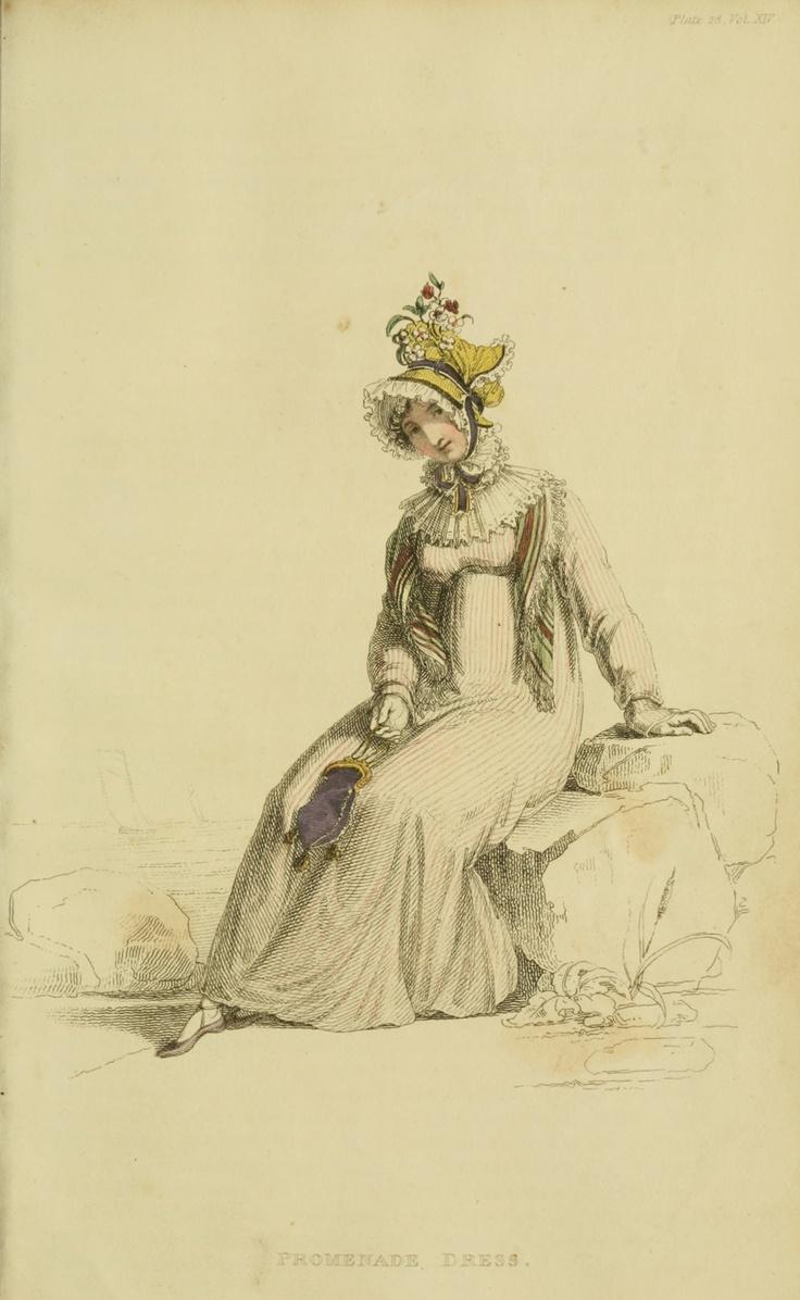 Regency fashion plate the secret dreamworld of a jane austen fan - Ekduncan My Fanciful Muse Regency Era Fashions Ackermann S Repository 1815