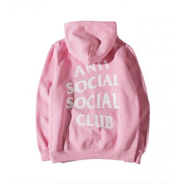 Anti Social Social Club Pouch Hoodie! Pink! http://streetwearvilla.com/anti-social-social-club-pouch-hoodie-pink#streetwearvilla #fashion #ASSC #Hoodie